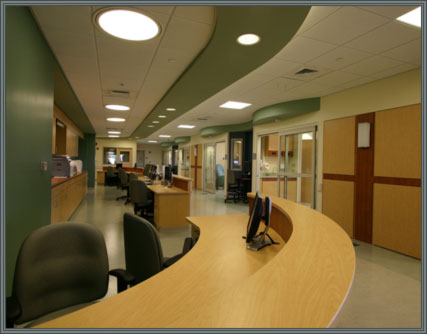 Central Maine Medical Center by Central Maine Cabinetry and